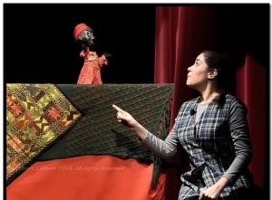 Mobarak et la magie -- Valise Théâtre