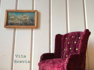 Vita Brevis -- Laurence Petitpas